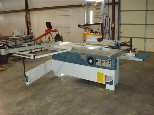 Paloni P-260 Sliding Table Panel Saw Photo